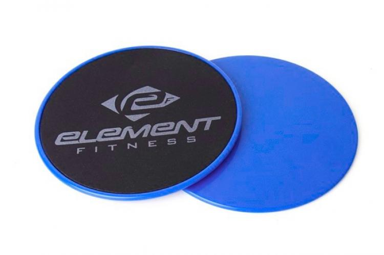 Element Fitness XL Power Gliding Discs 9""