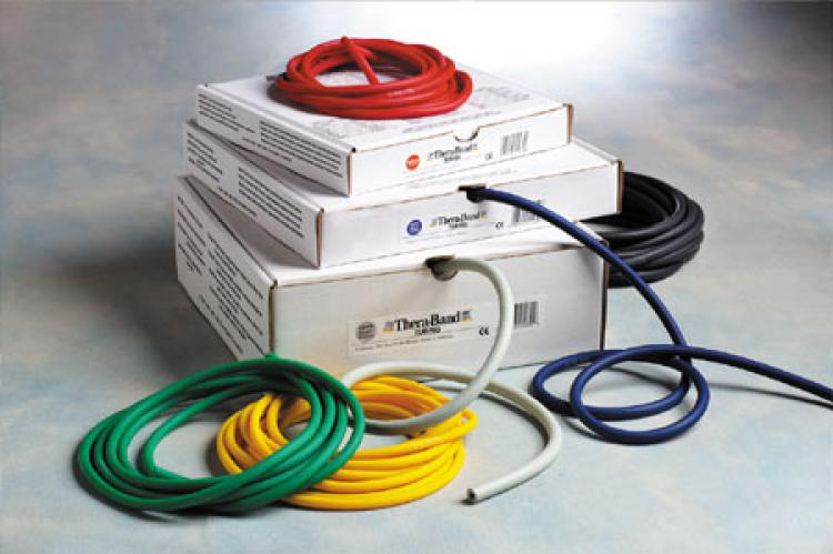 Thera-Band Resistance Tubing - Assorted