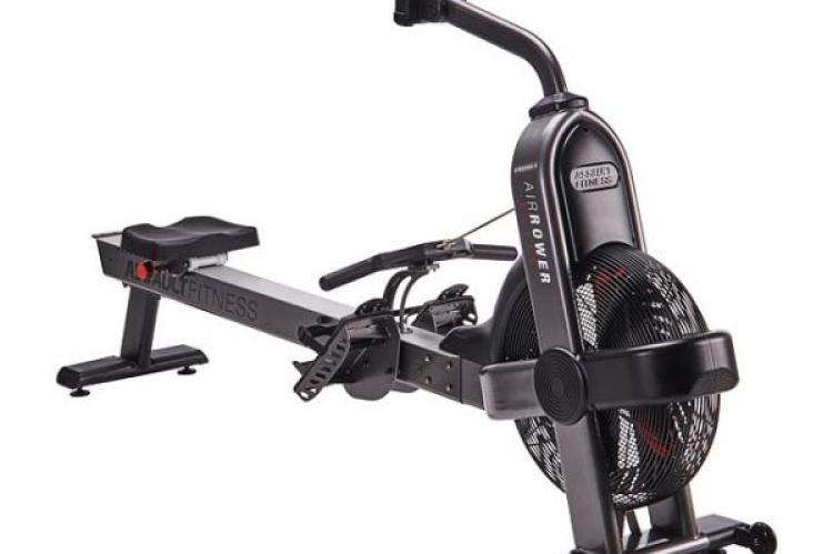Assault Air Rower ELITE - Front View with no background