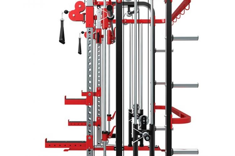 Fit505 Rack Functional Smith Homefit