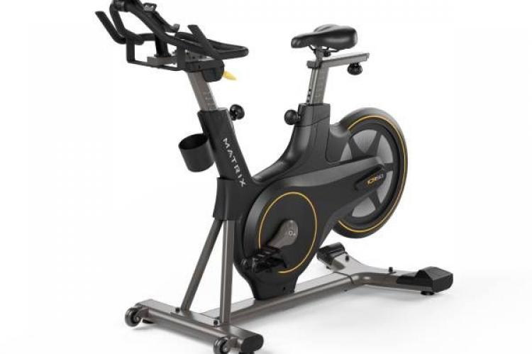 Matrix ICR50 with LCD Display Indoor Cycle primary view of bike