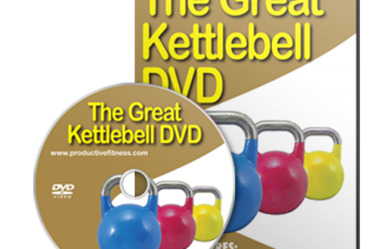 The Great Kettlebell DVD