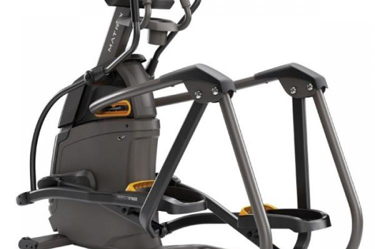 Matrix A30 Ascent Trainer with XR Console back view