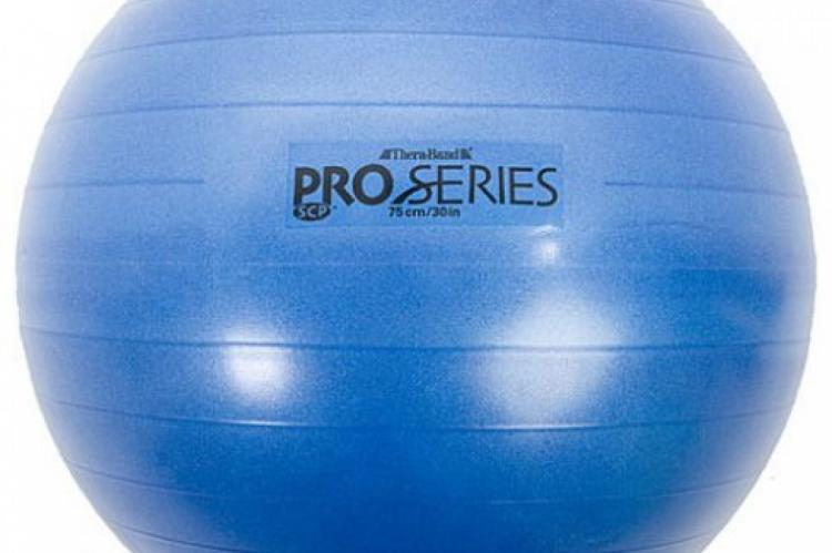 Thera-Band® Pro Series SCP 75cm Exercise Ball