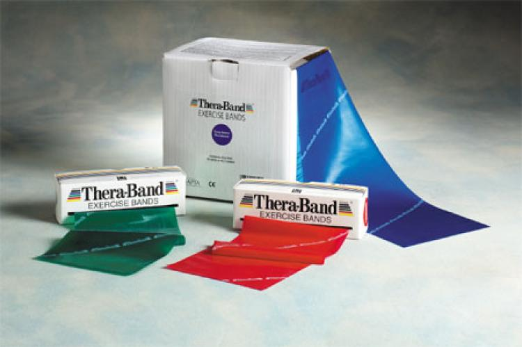 Thera-Band Resistance Bands (Assorted)