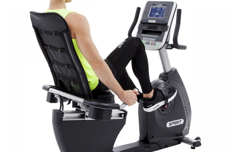 Sprint Fitness - XBR25 Recumbent Bike Model