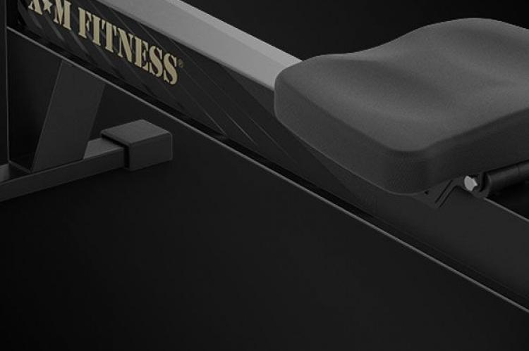 XM FITNESS Air Rower - Rower Seat View